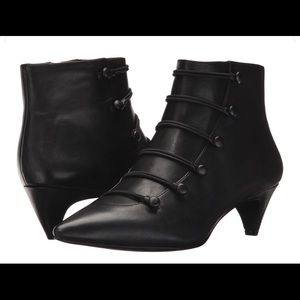 Nine West kitten heels booties 5